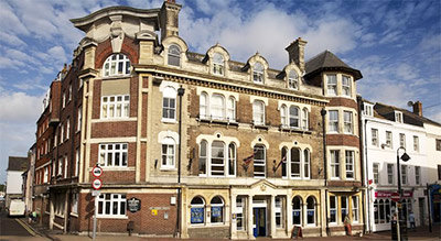 The Crown Hotel - Weymouth
