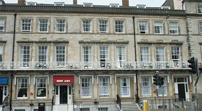 Hotel Mon Ami - Weymouth