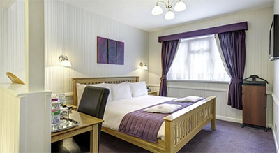 Hotel Rembrant - Weymouth