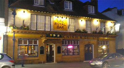 The Royal Oak Inn - Weymouth