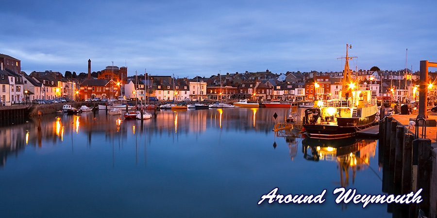 Around Weymouth - Travel & Accommodation Guide